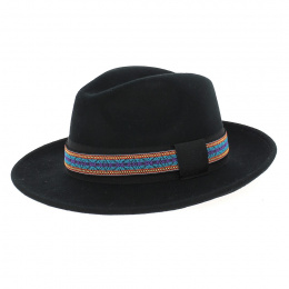 copy of Chapeau fedora barbade