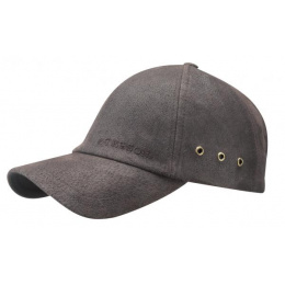 Stetson liberty leather cap
