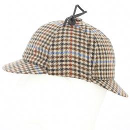 copy of Sherlock Holmes Deerstalker cap - City Sport