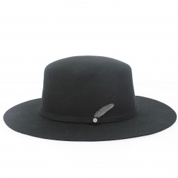 Amish hat Felt wool Black - Stetson