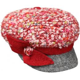 Casquette hHarris Tweed
