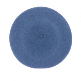 Beret basque Kopka - gris bleu