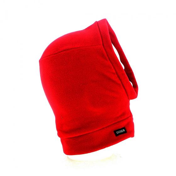 Children's fleece hood