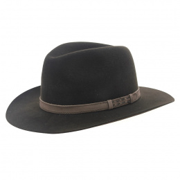 chapeau feutre poil made in france - crambes