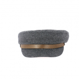grey sailor's cap - Hatland