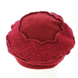Toque Edline  Rouge - Traclet