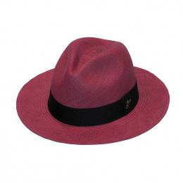 Chapeau Panama El Panecillo Framboise
