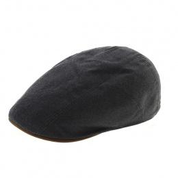 stetson flat cap