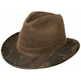 Chapeau Vagabond Camouflage - Stetson