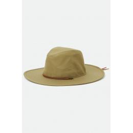 copy of Traveller Hat Field Wool Felt Black - Brixton