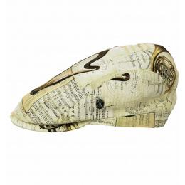 copy of Casquette Plate Vintage Sealife Coton - City Sport