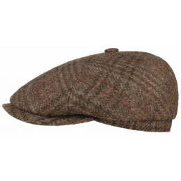 Casquette Brooklin Harris Tweed - Stetson