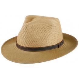 Chapeau Traveller  Nark Panama Naturel - Stetson