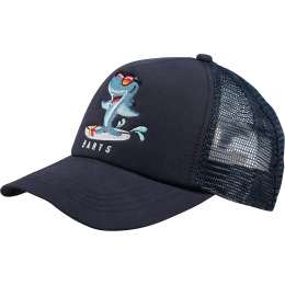 copy of Children's Baseball Cap Coton Club Blue Marine- Barts