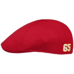 Casquette Gridiron Texas 65 Rouge - Stetson