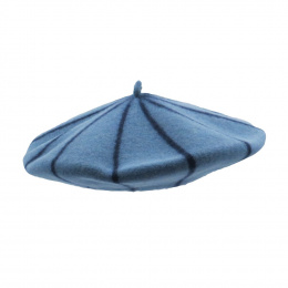 copy of Blue Stripes French Beret- Le Béret Français