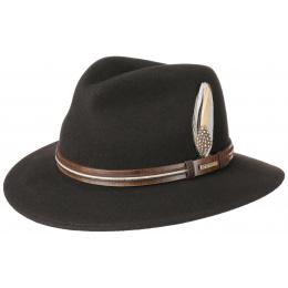chapeau Traveller Taos noir stetson