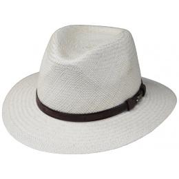 Chapeau Traveller Panama Boquete Naturel - Traclet