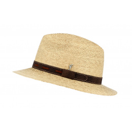 copy of Chapeau Traveller Panama Naturel- Traclet
