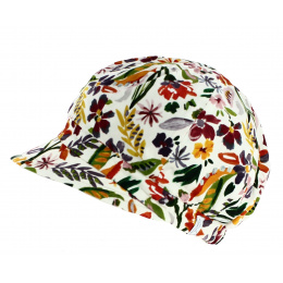 Casquette Gavroche Elorine Lin Réversible - Traclet