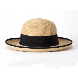 copy of R8 raphia tilley hat