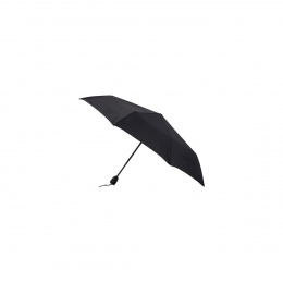 Parapluie Vallet Pliant Noir - Piganiol