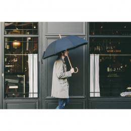 Parapluie Tradition Daniel L'Aurillac Noir - Piganiol