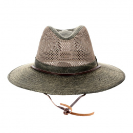 Traveller Africa Khaki Hat - Aussie Apparel