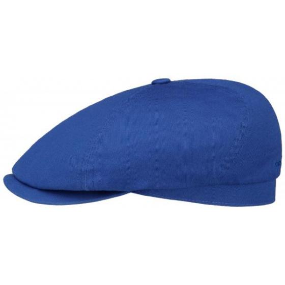 Casquette Brooklin Midtown Coton Bleu - Stetson