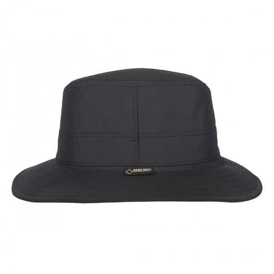 Traveller Orinoco Gore-Tex Hat Black- Hatland