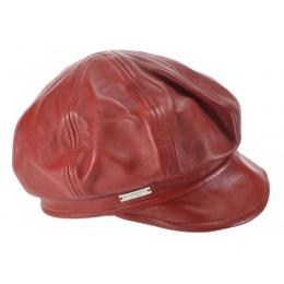 copy of Leather gavroche cap