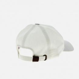 Baseball Cap Unit White - Traclet