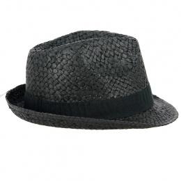 Trilby Alvaro Hat Black - Traclet