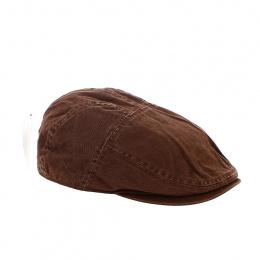 Casquette Bec de canard Brazil Coton Brun - Aussie Apparel