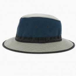 Traveller Spenser Hat Blue - Crambes