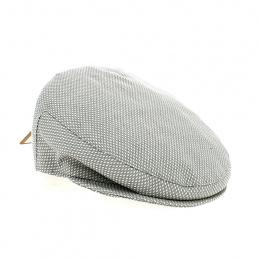 Flat Cap Cotton Ravenna Beige - Traclet