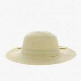 Capeline Caroll Panama Crème - Traclet