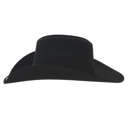 Western hat - Country Legacy 8X Noir