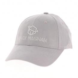 Casquette Baseball Suède Rose - Jack Magnan