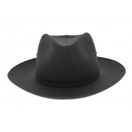 Chapeau camarguais PAMPA Noir - Traclet
