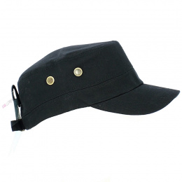 Military Cap Conrad Black - Traclet