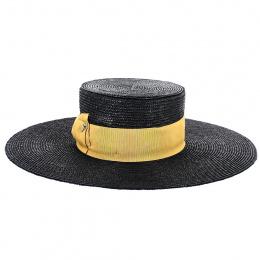 Chapeau Cordobes Florence Noir - Fléchet