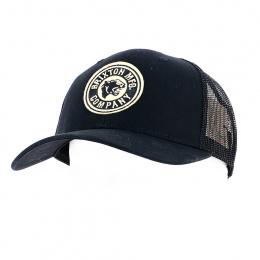 Forte X Black Snapback Cap - Brixton