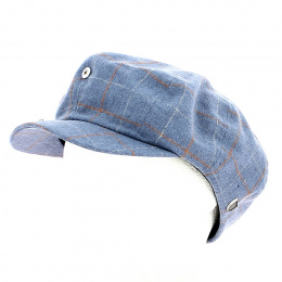 Casquette Hatteras Brood Cap Bleu - Brixton