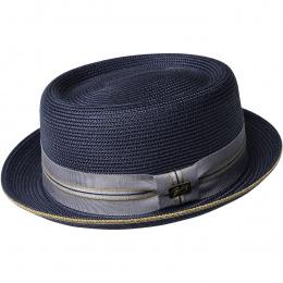 Porkpie Cantora Navy Hat - Bailey