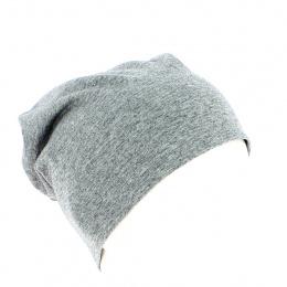 Bonnet Long Hype Coton Gris - Traclet