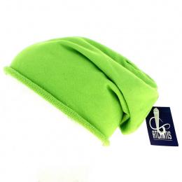 Bonnet Long Brooklin Vert Fluo - Atlantis