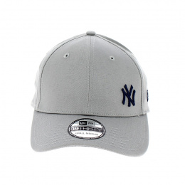 copy of Real Baseball Cap New-York Grey New-York - New Era