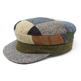 sailor  cap patchwork