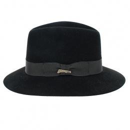 copy of Indiana hat - Felt mocca hair
